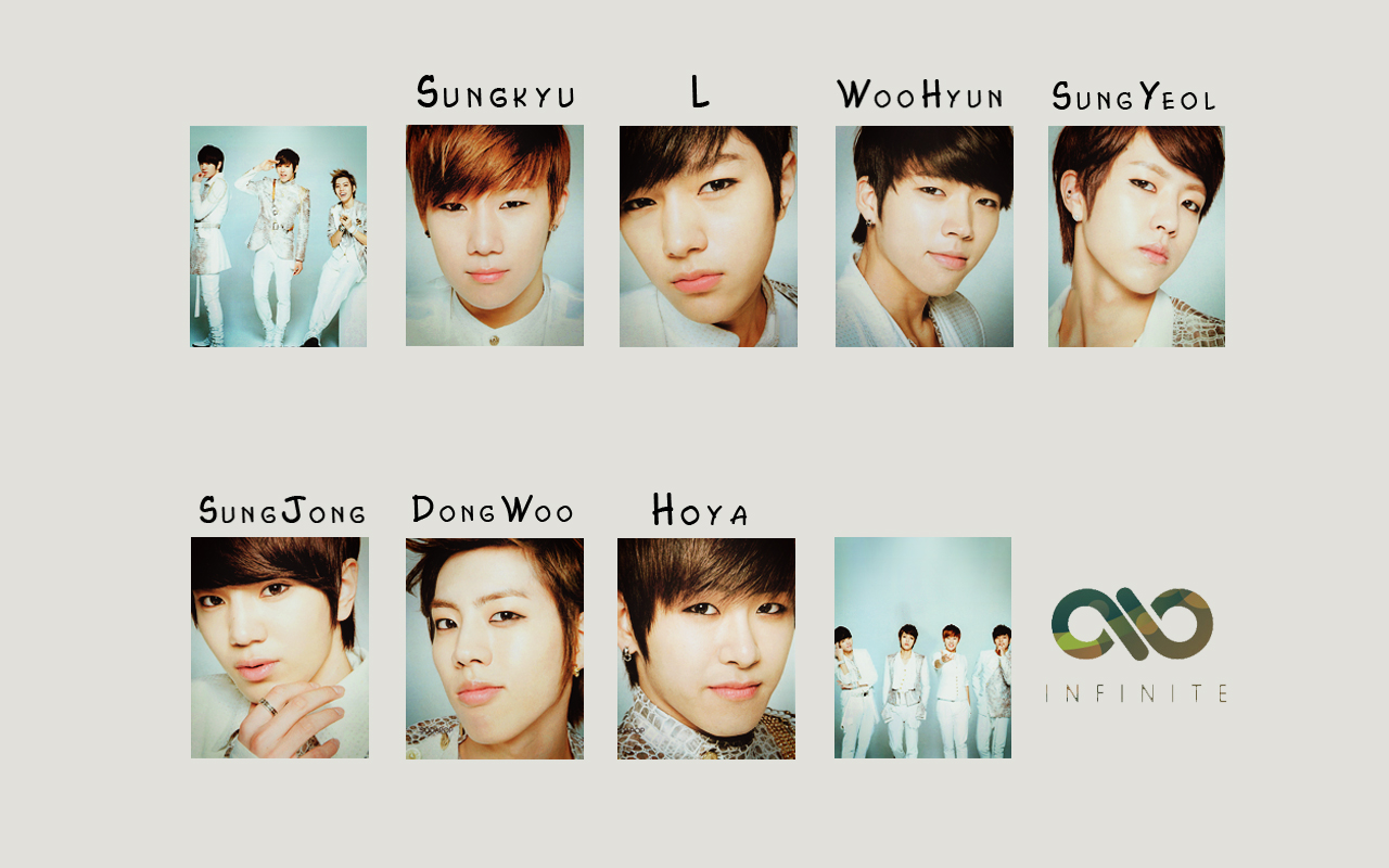 infinite members dating Hi,guys this will be an infinite game,hope you'll like it share with me the answers in the comment section if you want more videos from me in the future.