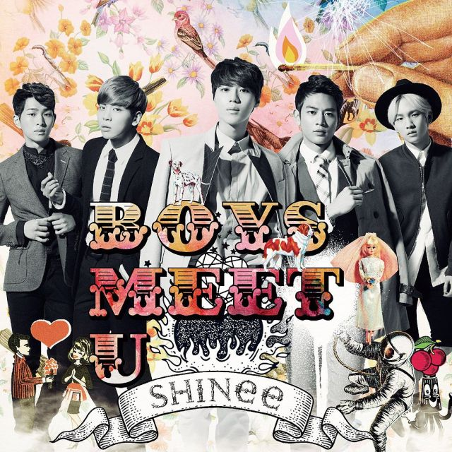 shinee boys meet u teaser photo june 2013