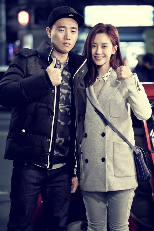 monday couple ji hyo gary