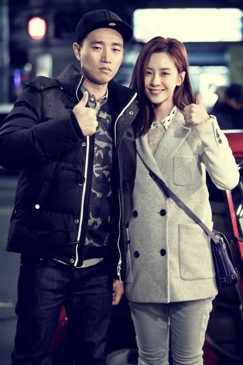 monday couple ji hyo gary