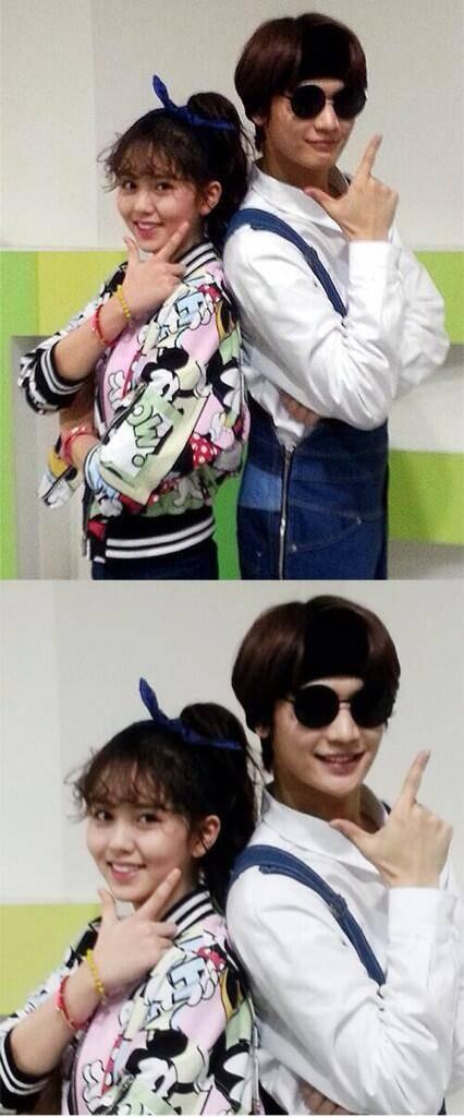 Minho--SHINee-Girls-Generation-Yuri-Tiffany-kim-so-hyun_1393942035_af_org